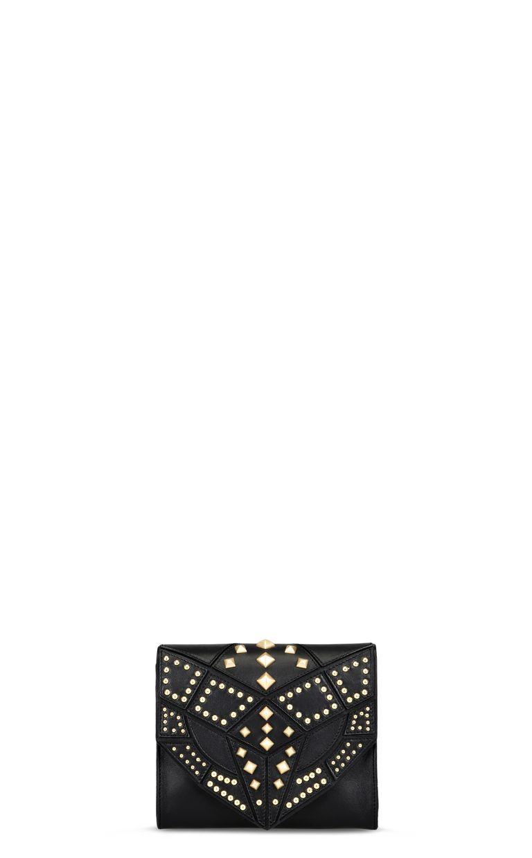 JUST CAVALLI Snake head shoulder bag with studs Crossbody Bag Woman f