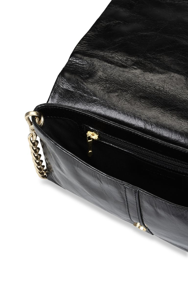 JUST CAVALLI Leather shoulder mini bag Crossbody Bag [*** pickupInStoreShipping_info ***] a