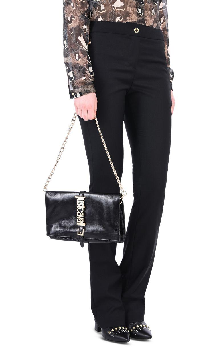 JUST CAVALLI Leather shoulder mini bag Crossbody Bag [*** pickupInStoreShipping_info ***] r