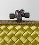 BOTTEGA VENETA CHAMOMILE INTRECCIATO IMPERO KNOT Clutch Woman ep