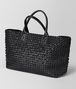 BOTTEGA VENETA NERO SPHERES CABAT Tote Bag Woman rp