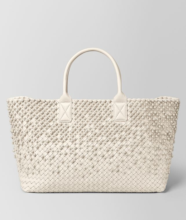 BOTTEGA VENETA MIST SPHERES CABAT Tote Bag Woman fp