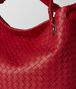 BOTTEGA VENETA CHINA RED INTRECCIATO NAPPA SHOULDER BAG Shoulder Bag Woman ep