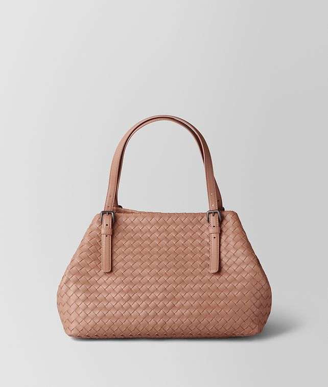 BOTTEGA VENETA DAHLIA INTRECCIATO NAPPA TOTE Tote Bag Woman fp