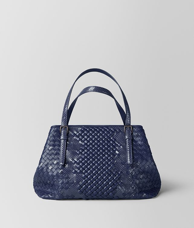 BOTTEGA VENETA SHOPPER IN INTRECCIO IMPERATRICE ATLANTIC Borsa Shopping Donna fp