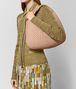 BOTTEGA VENETA PEACH ROSE INTRECCIATO CALF VENETA BAG Hobo Bag Woman ap