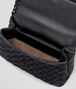 BOTTEGA VENETA NERO NAPPA MICROSTUDS OLIMPIA BAG Shoulder Bag Woman dp