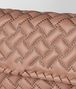 BOTTEGA VENETA BORSA OLIMPIA MICRO BORCHIE IN NAPPA DAHLIA Shoulder Bag Donna ep