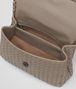 BOTTEGA VENETA LIMESTONE INTRECCIATO NAPPA OLIMPIA BAG Shoulder Bag Woman dp