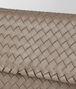 limestone intrecciato nappa olimpia bag Back Detail Portrait