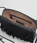 BOTTEGA VENETA NERO INTRECCIATO BRIO MESSENGER Crossbody bag Woman dp