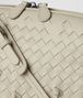 BOTTEGA VENETA CEMENT INTRECCIATO BRIO MESSENGER Crossbody bag Woman ep