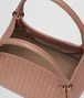 BOTTEGA VENETA BORSA PARACHUTE IN INTRECCIATO NAPPA DAHLIA Shoulder Bag Donna dp