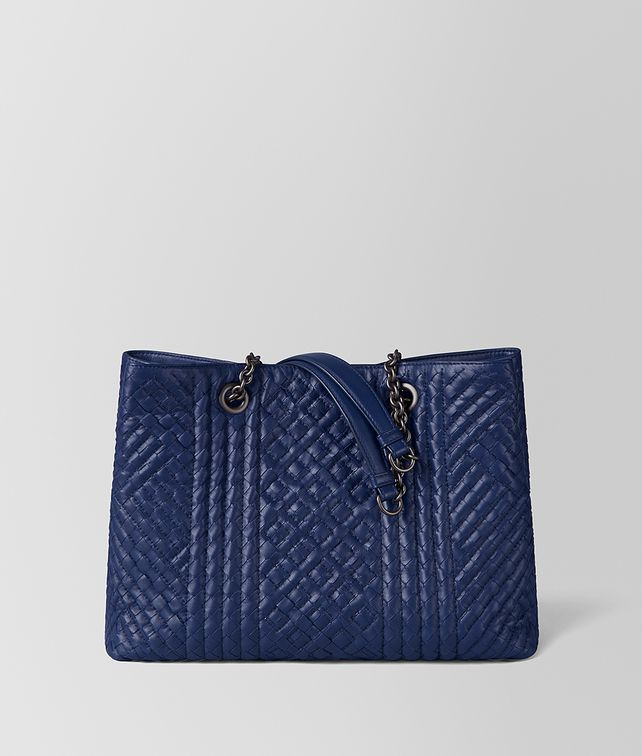 BOTTEGA VENETA ATLANTIC INTRECCIATO CALF TOTE Tote Bag [*** pickupInStoreShipping_info ***] fp