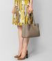 BOTTEGA VENETA LIMESTONE INTRECCIATO NAPPA TOTE Top Handle Bag Woman ap
