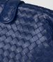 BOTTEGA VENETA POCHETTE THE LAUREN 1980 IN INTRECCIATO NAPPA ATLANTIC Pochette Donna ep