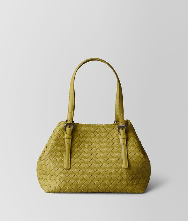 BOTTEGA VENETA CHAMOMILE INTRECCIATO NAPPA TOTE Tote Bag Woman fp