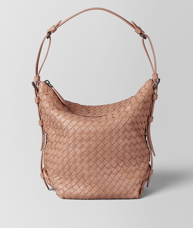 BOTTEGA VENETA DAHLIA INTRECCIATO NAPPA OSAKA BAG Shoulder Bag Woman fp