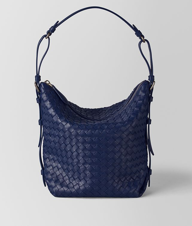 BOTTEGA VENETA ATLANTIC INTRECCIATO NAPPA OSAKA BAG Shoulder Bag Woman fp