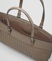 BOTTEGA VENETA LIMESTONE INTRECCIATO NAPPA TRIBUNA BAG Top Handle Bag Woman dp