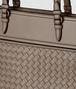 BOTTEGA VENETA LIMESTONE INTRECCIATO NAPPA TRIBUNA BAG Top Handle Bag Woman ep