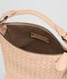 BOTTEGA VENETA BORSA OSAKA IN INTRECCIATO NAPPA PEACH ROSE Shoulder Bag Donna dp