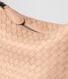 BOTTEGA VENETA PEACH ROSE INTRECCIATO NAPPA OSAKA BAG Shoulder Bag Woman ep