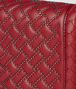 BOTTEGA VENETA BORSA MINI MONTEBELLO MICRO BORCHIE IN NAPPA CHINA RED Pochette Donna ep