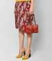 BOTTEGA VENETA BORSA CITY KNOT IN VITELLO HIBISCUS Shoulder Bag Donna ap