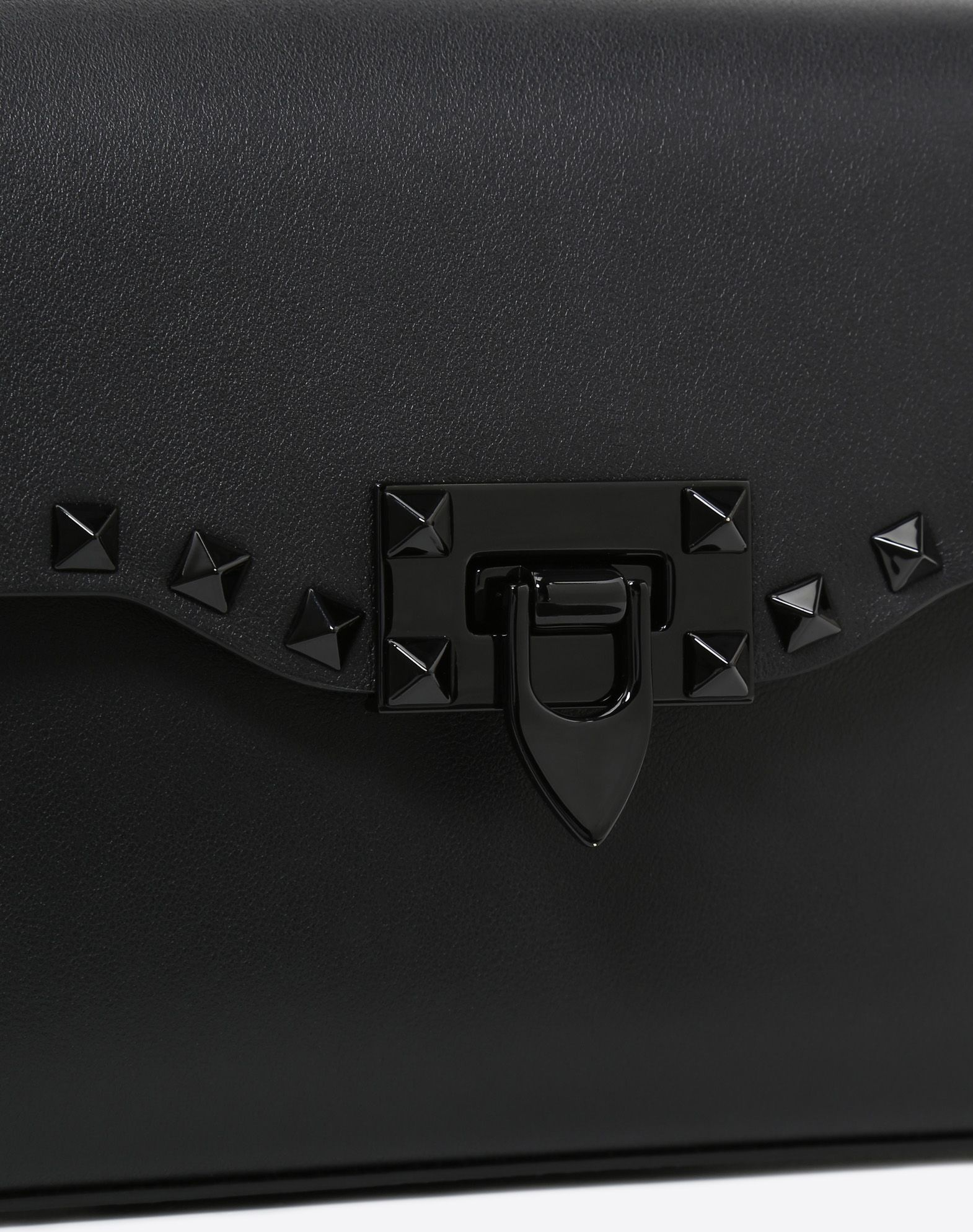 VALENTINO GARAVANI Small Rockstud Cross-body Bag CROSS BODY BAG D b