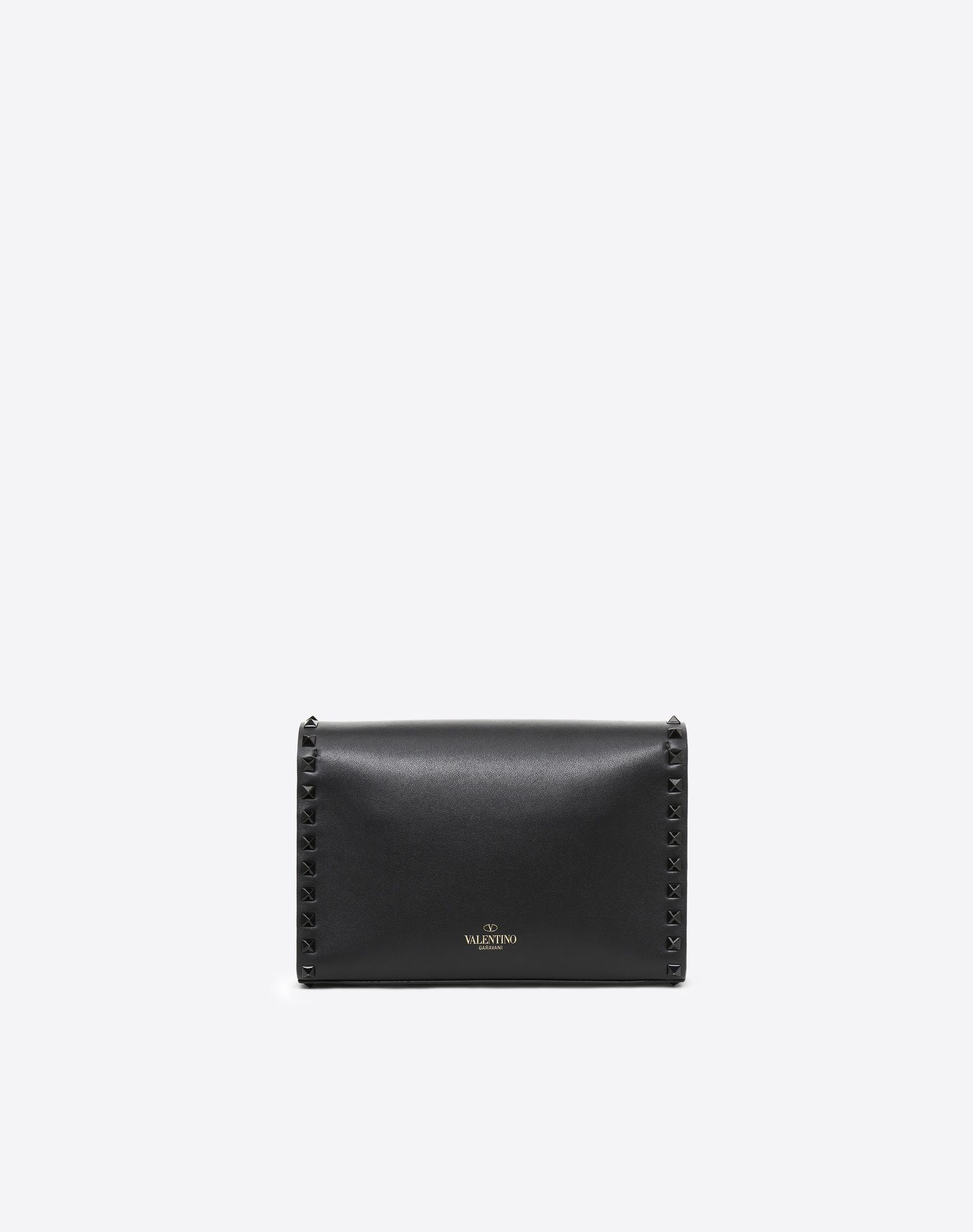 VALENTINO GARAVANI Small Rockstud Cross-body Bag CROSS BODY BAG D d