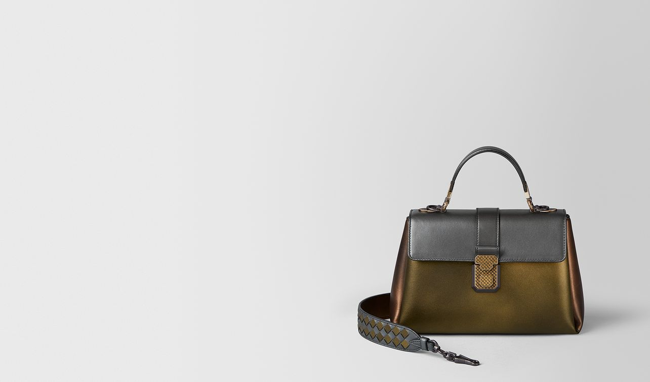 dark gold nappa piazza bag landing