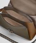 BOTTEGA VENETA STEEL MULTICOLOR NAPPA PIAZZA BAG Top Handle Bag Woman dp