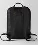 BOTTEGA VENETA NERO CERVO MEDIUM DOUBLE BRICK Backpack Man ep