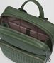 BOTTEGA VENETA FOREST CERVO MEDIUM DOUBLE BRICK Backpack Man dp