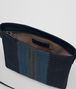 BOTTEGA VENETA MULTICOLOR INTRECCIATO CLUB LAMB MESSENGER Messenger Bag Man dp