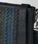 BOTTEGA VENETA MULTICOLOR INTRECCIATO CLUB LAMB MESSENGER Messenger Bag Man ep