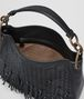 BOTTEGA VENETA NERO INTRECCIATO BRIO LOOP BAG Hobo Bag Woman dp