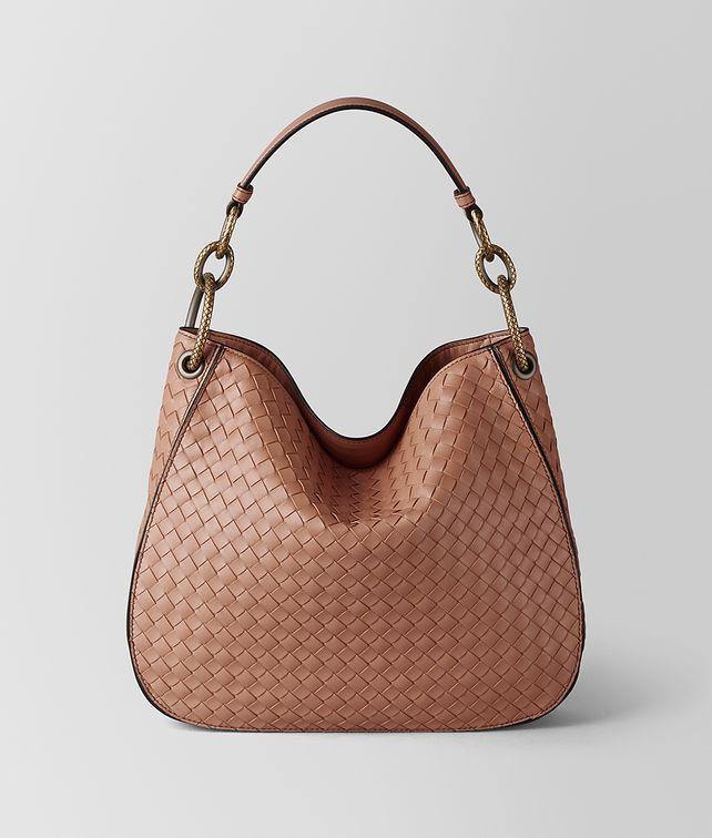 BOTTEGA VENETA DAHLIA INTRECCIATO NAPPA LOOP BAG Hobo Bag [*** pickupInStoreShipping_info ***] fp