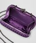 BOTTEGA VENETA MONALISA INTRECCIATO IMPERO CHAIN KNOT Clutch Woman dp