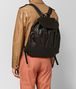 BOTTEGA VENETA MORO INTRECCIATO CALF BACKPACK Backpack Man ap