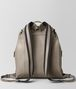BOTTEGA VENETA DARK CEMENT INTRECCIATO CALF BACKPACK Backpack Man ep