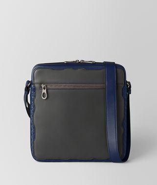 ARDOISE CALF/ATLANTIC NAPPA COASTLINE MESSENGER