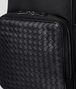 BOTTEGA VENETA NERO HI-TECH CANVAS SLING BACKPACK Backpack Man ep