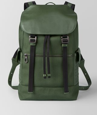FOREST HI-TECH CANVAS SASSOLUNGO BACKPACK