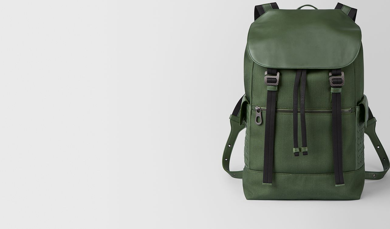 forest hi-tech canvas sassolungo backpack landing