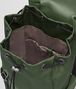 BOTTEGA VENETA FOREST HI-TECH CANVAS SASSOLUNGO BACKPACK Backpack Man dp