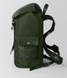 BOTTEGA VENETA FOREST HI-TECH CANVAS SASSOLUNGO BACKPACK Backpack Man rp