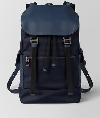 TOURMALINE/PACIFIC HI-TECH CANVAS SASSOLUNGO BACKPACK