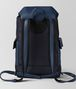 BOTTEGA VENETA TOURMALINE/PACIFIC HI-TECH CANVAS SASSOLUNGO BACKPACK Backpack Man ep